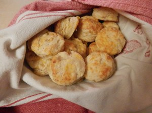 Cheddar & Black Pepper Biscuits