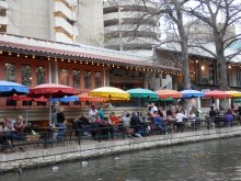 Casa Rio along the Riverwalk