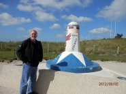 Monument at Utah Beach