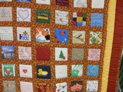 Patches from the quilt