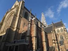 Haarlem church