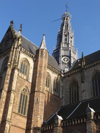 View of Grote Kerk