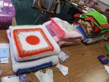 Lovely Crocheted Afgans