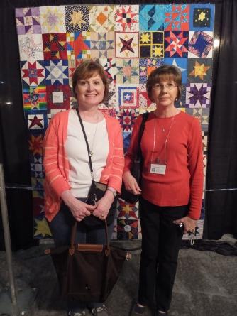Loretta and Carole
