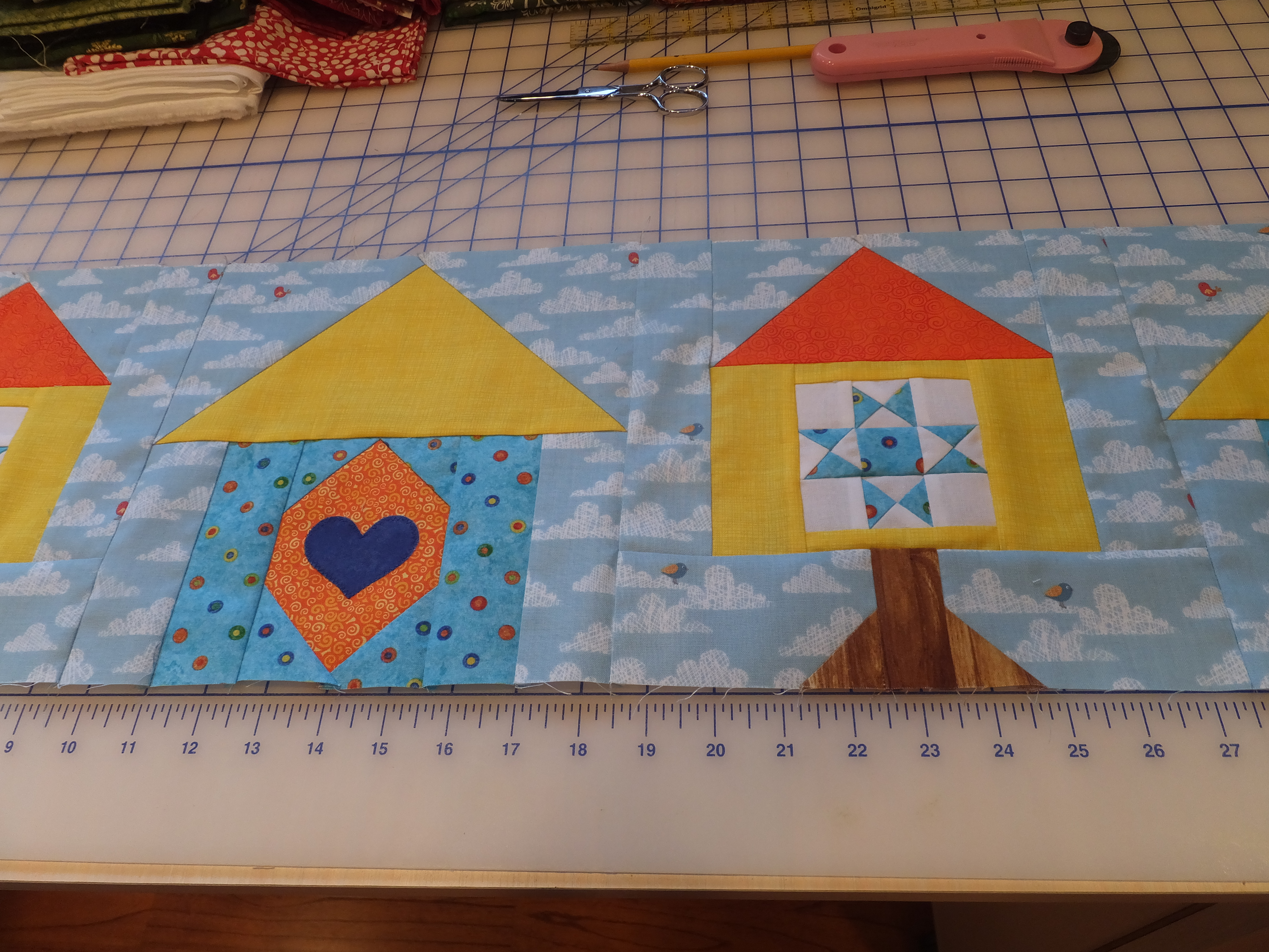 2014 Texas Row By Row Quilt Part Two Life S Loose Threads