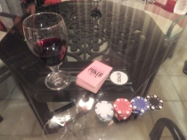 Serious poker