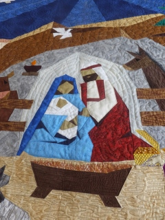 More quilting added!