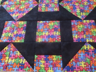 Putting together the squares