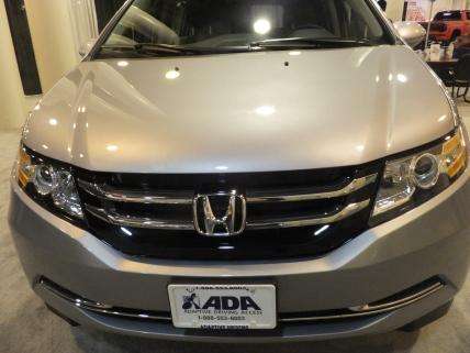 Honda mini-van