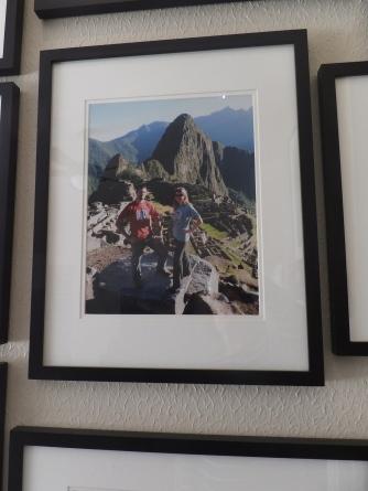 Ricky & Katie in Peru