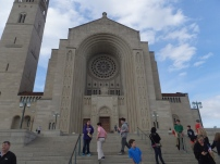 Good Friday at National Shrine