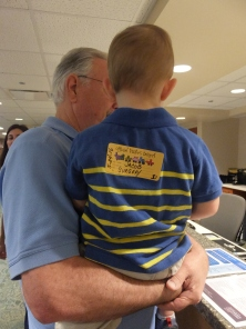 Jake visits Pop-Pop at MDA