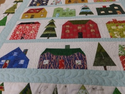 note feather quilting