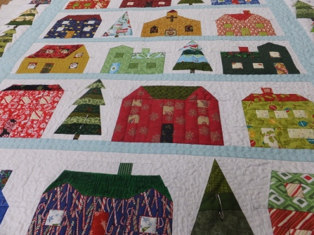 partial overview of quilt