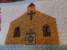 Church block designed by Judy