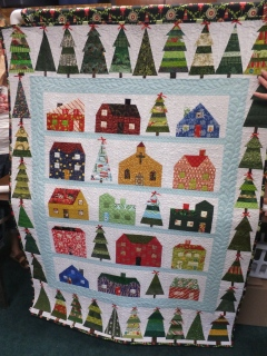 Live auction quilt!