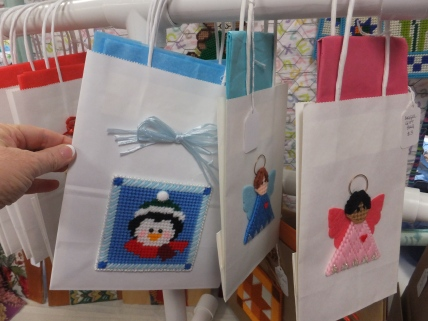 Adorable gift bags!