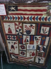 Silent Auction quilt