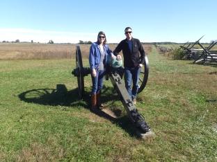 Kate n Ricky Gettysburg