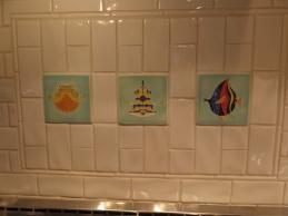 Charley Harper art tiles