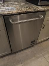New dishwasher