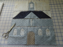 Church block finished