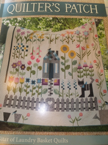 Quilter's Patch book by Edyta Sitar