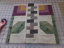 Block completed!