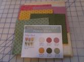 Fabric for Tulip Block