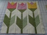 Tulip Block all done!