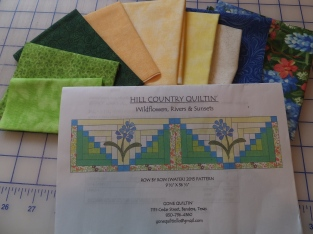 Bandera's Gone Quilting