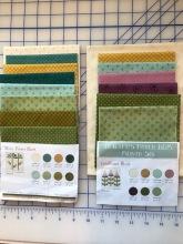 June block fabrics