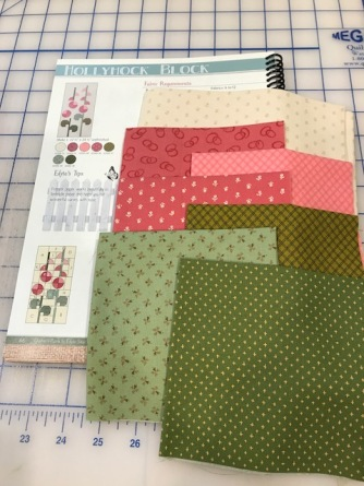 Love these fabric choices