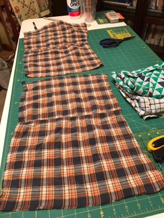 Taking boxers from functional to ready to sew