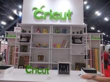 Cricut booth