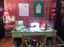 Sewing Room raffle