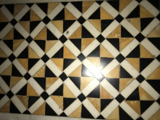 Tiles from Church of the Holy Sepulchre