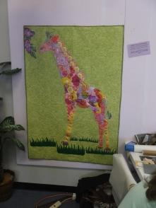 Inspirational giraffe