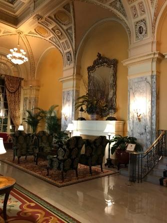 Hermitage lobby