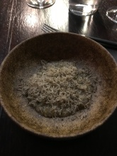 Sunflower See Risotto w/Italian Summer Truffles