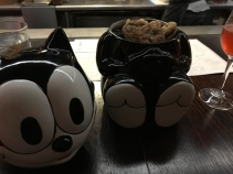 Felix the Cat cookie jar