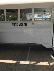 Buck Mason bus