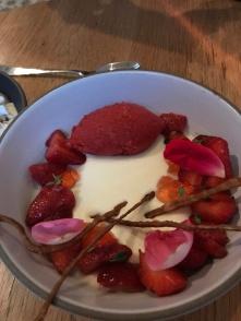 dessert at henietta red