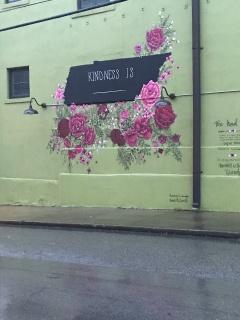 street art in Germantown