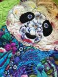 Close-up of Moo-Shu