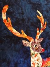 Trudi's antlers