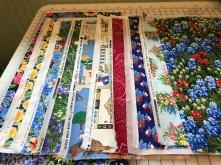 Moda's Texas-themed fabric